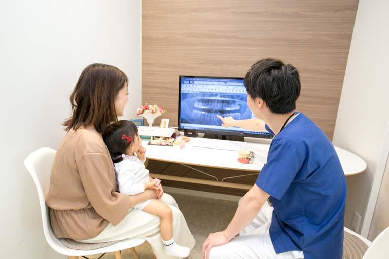 早期から取り組む矯正歯科